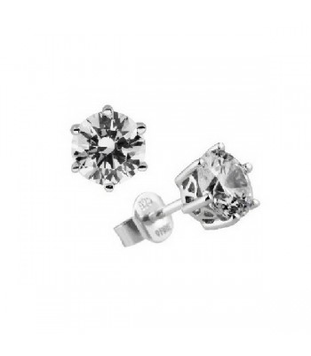 PENDIENTE DIAMONFIRE CIRCONITA 5 MM
