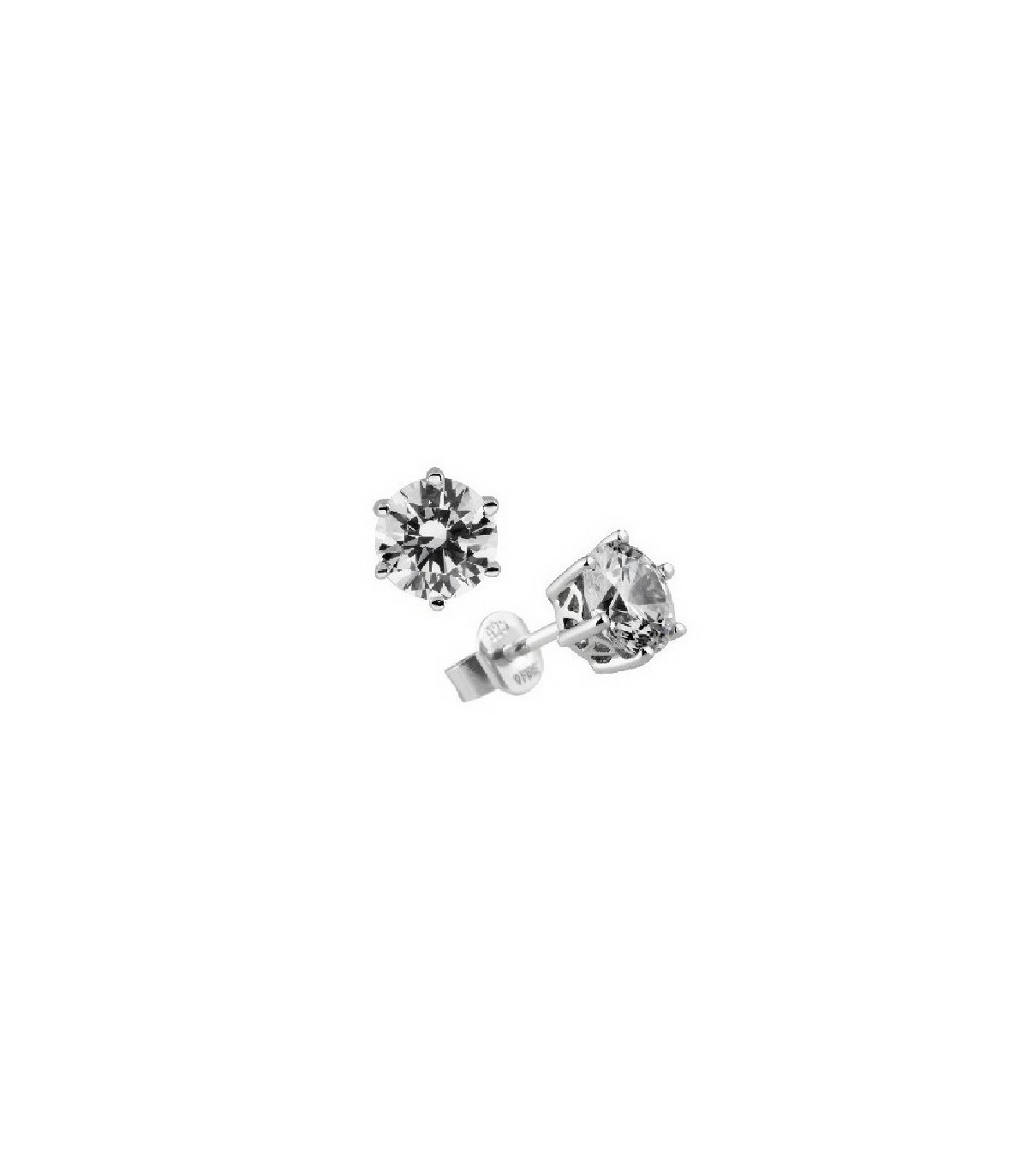 5b4ef07cdc4b PENDIENTE DIAMONFIRE CIRCONITA 5 MM