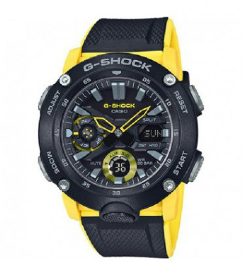 CASIO G-SHOCK AMARILLO GA-2000-1A9ER
