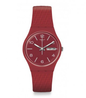 RELOJ SWATCH LAZERED