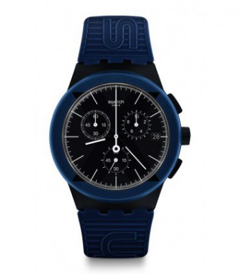 RELOJ SWATCH X-DISTRICT BLUE