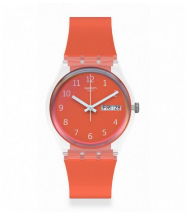 SWATCH RED AWAY